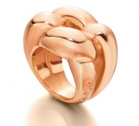 Anillo Plata Barbada Rose