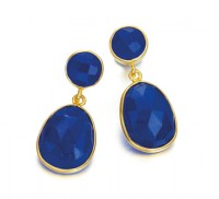 Goa Sapphire Earrings