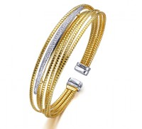 Pulsera Palm Tree Gold
