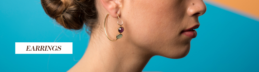 EARRINGS BY LECARRE