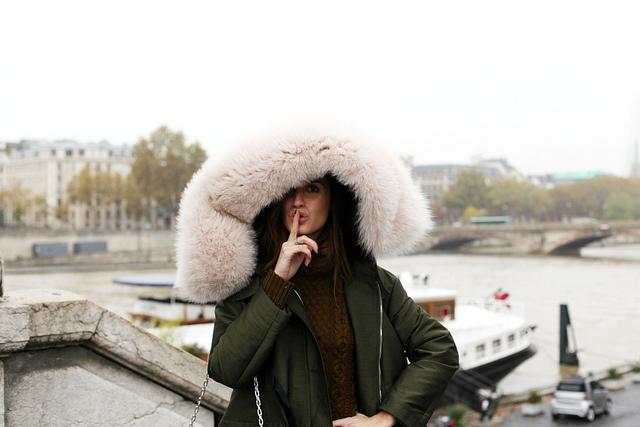 Abrigo de Dior