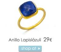 Anillo Lapislázuli