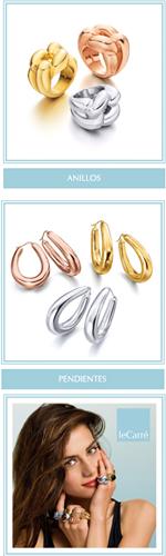 Enlace a la seccion de joyas de leCarre desde el estilismo de flores con pulsera de plata y cuero  de Bartabac