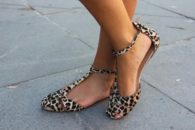 Cangrejeras de Leopardo de  H&M