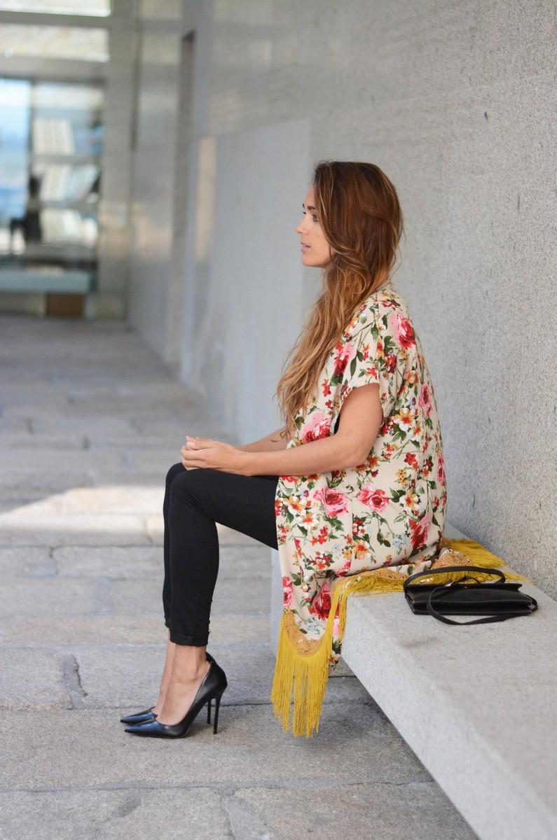 Estilismo kimono