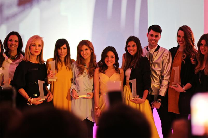 Fotos de todas las ganadoras