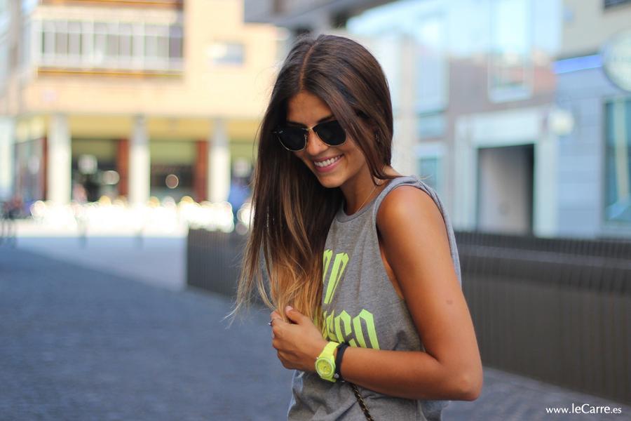 Gafas de sol Rayban Clubmaster