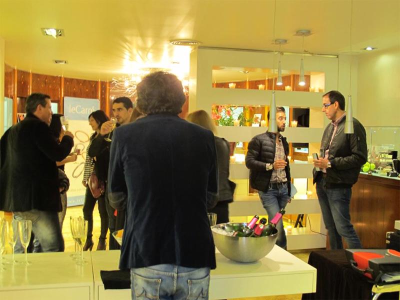 Interior del evento