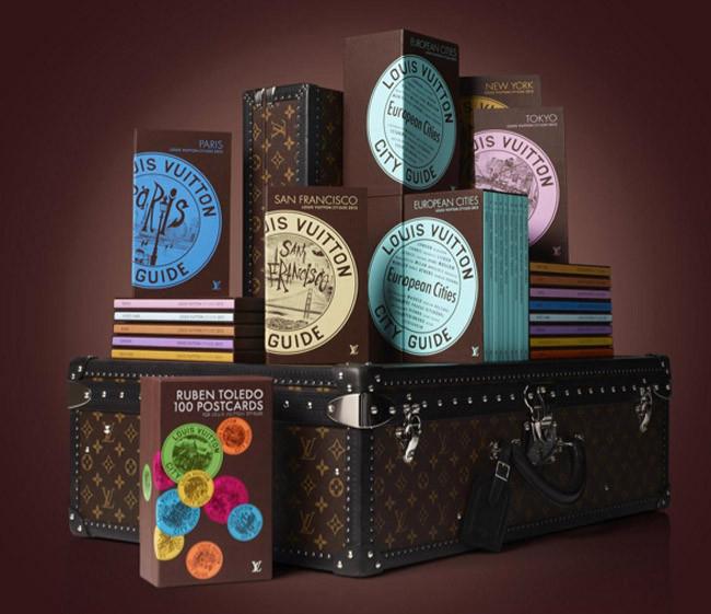 Juego de maletas de Louis Vuitton