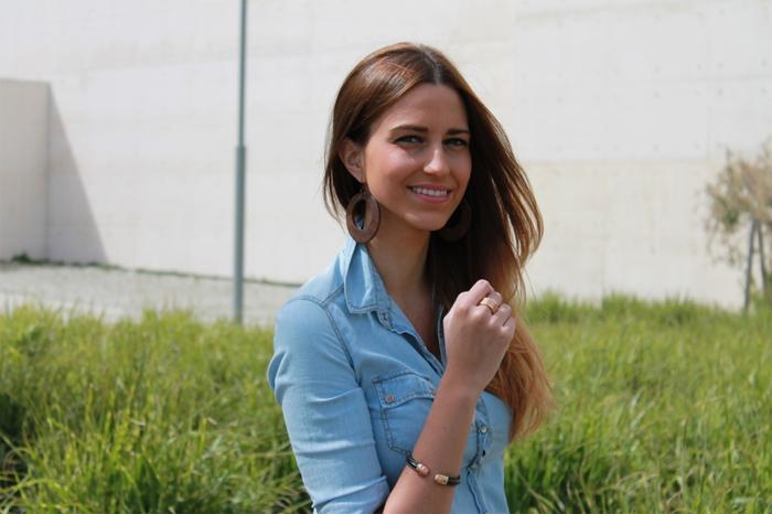 Ladyframboise con anillo y pulsera de leCarré