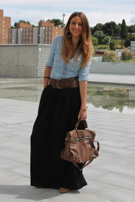 Ladyframboise con bolso de VJStyle