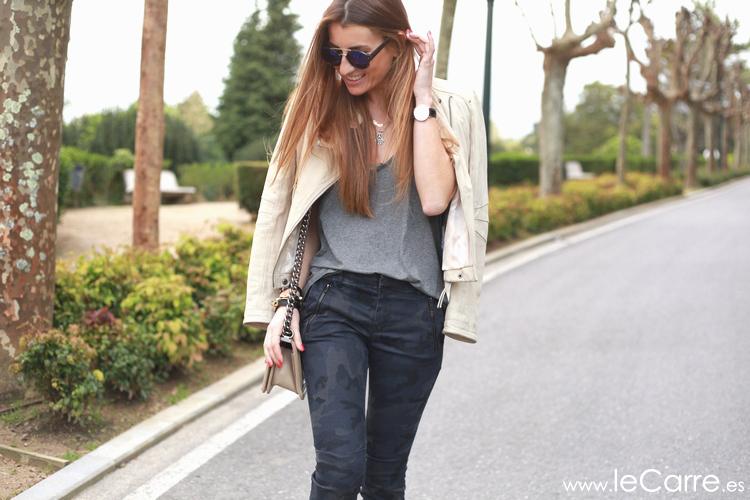 Leather Jacket from Zara