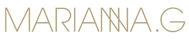 Logo de la marca de ropa de baño Mariana G