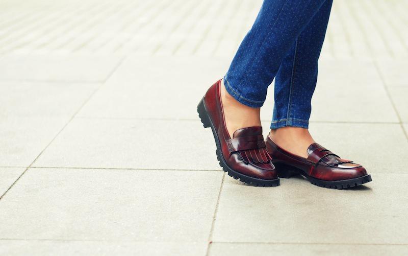 Mocasines de Zara