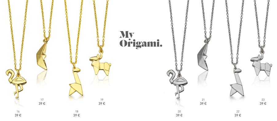 Origami colección