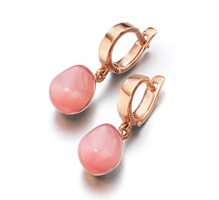 10b08482ba93 pendientes piedra rosa ocuro. PrevNext