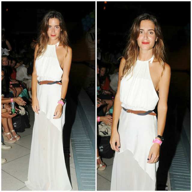 Vestido blanco Stone Cold Fox