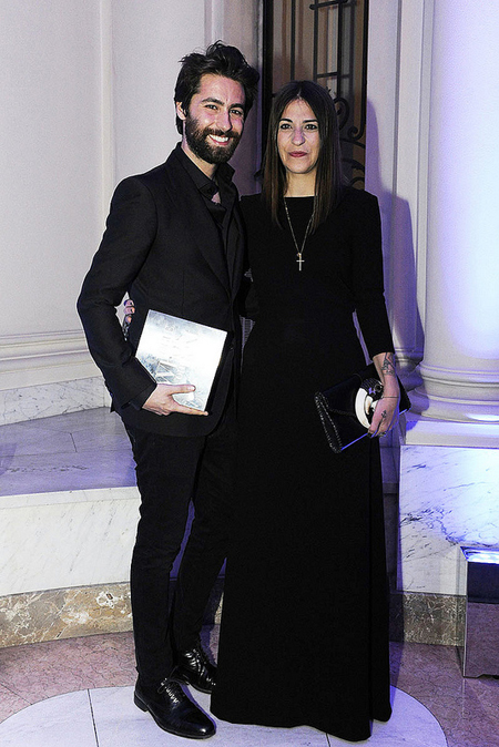 Asistentes al evento Vogue Who is on Next